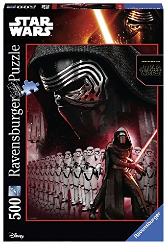 Ravensburger 14677 - Star Wars Episodio 7 Puzzle, 500 Pezzi