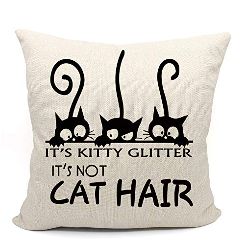 Cat-Lover's Pillow