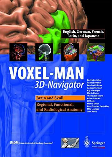 Voxel-Man 3D-Navigator Brain and Skull