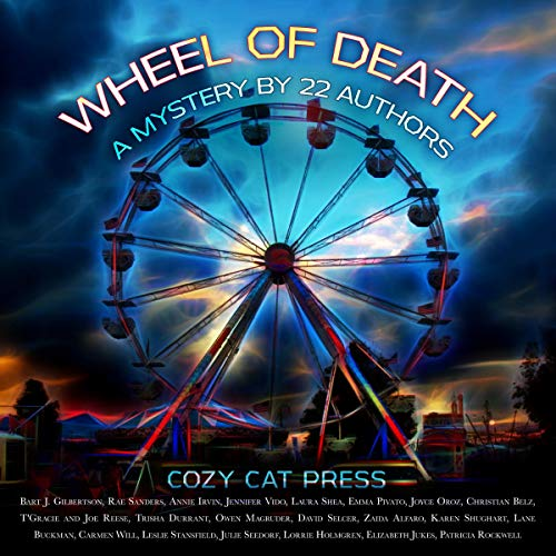 Wheel of Death Audiobook By Patricia Rockwell cover art