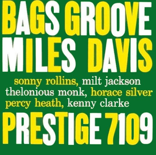 Bags' Groove [Vinilo]