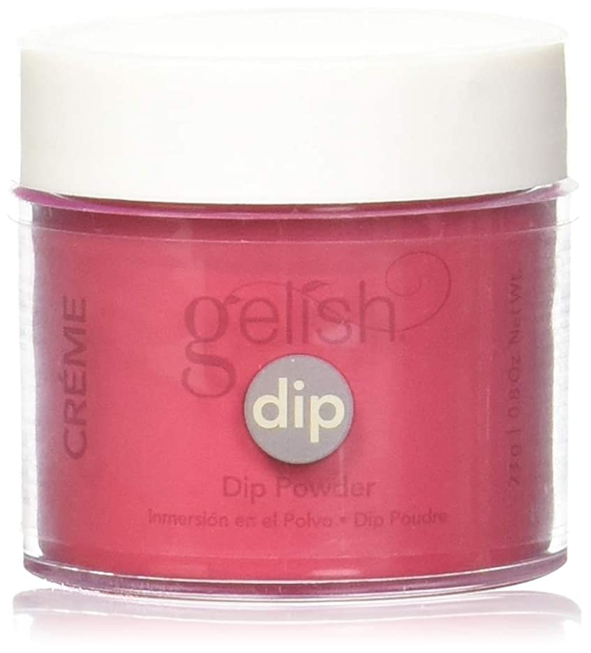 深める下位スカウトHarmony Gelish - Acrylic Dip Powder - Hot Rod Red - 23g / 0.8oz