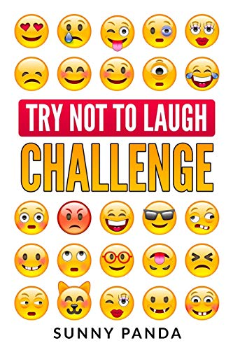 Try Not to Laugh Challenge: Jokes for Kids that are Silly, Hilarious, Interactive Fun the Whole Family Will Love (Game Book Gift Ideas)
