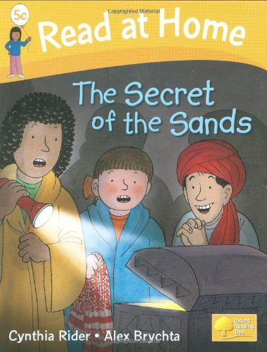 Read at Home: Level 5C: Secret of the Sands (Read at Home Level 5c)の詳細を見る