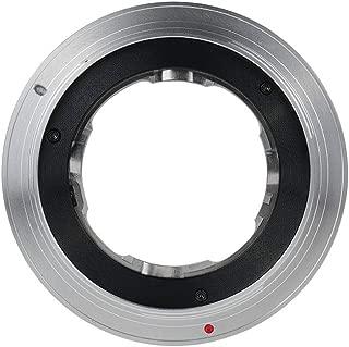 7artisans Lens Mount Medium Format Adapter for Leica M Mount Lens to Fuji GFX Mount Adapter Converter Suitable to GFX 50S /GFX 50R Camera