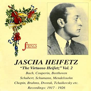 The Virtuoso Heifeta, Vol. 2