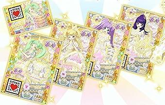 アイドルタイムプリパラ 夢オールスターライブ! 3DS【カードのみ】パッケージ版限定特典プロモプリチケ(5枚セット)
