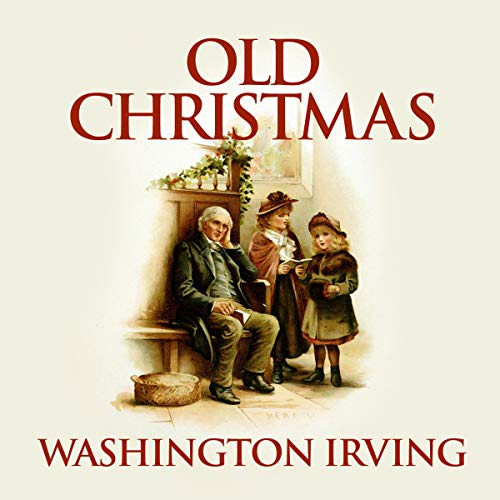 Old Christmas cover art