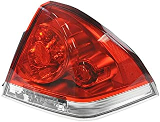 Rear Brake Taillight Taillamp Light Lamp Passenger Right RH for 06-13 Impala