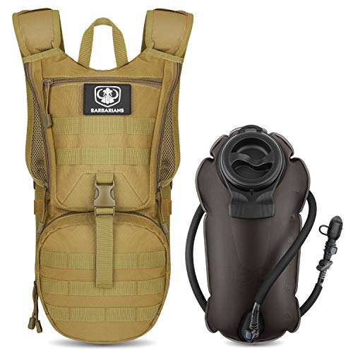 Tactical Hydration Pack Hiking Daypack