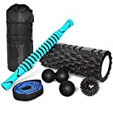 Mewtwo Kit de Rouleau Massage Fitness 7 en 1...