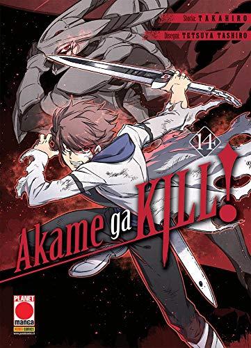 Akame Ga Kill N° 14 - Ristampa - Planet Manga - Panini Comics - ITALIANO