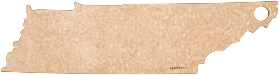 Epicurean Natural State of Tennessee 55% OFF Cutting Serving Board and Don't miss the campaign