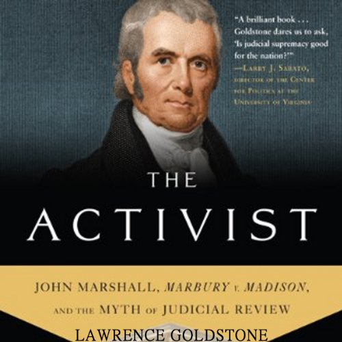 The Activist audiobook cover art