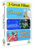 Family Triple - Care Bears Movie/All Dogs 2/Tom's Midnight.. [Import anglais] image
