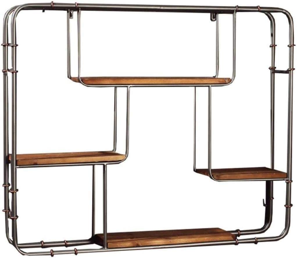 XingKunBMshop Wall store NEW before selling ☆ Decorations Design LOFT Rectangle Shelf