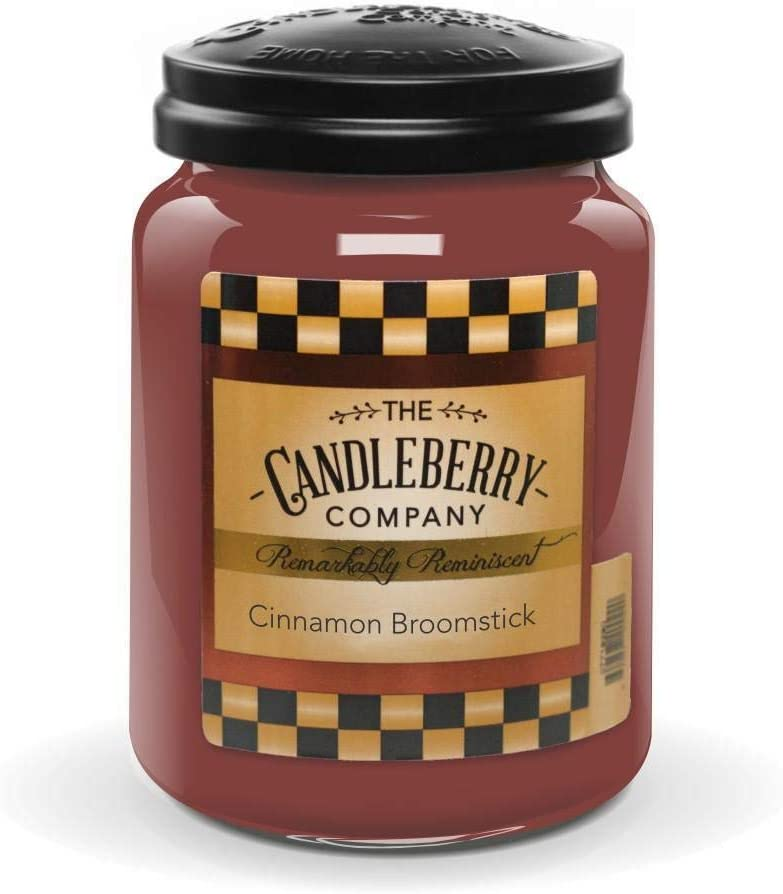 Candleberry Chicago Mall Candles Cinnamon Broomstick Challenge the lowest price The Best on