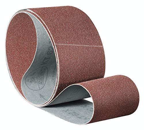 Awuko KT62X Schleifband/Schleifbänder | 40 x 1650 | 10 Stück | Körnung: 36