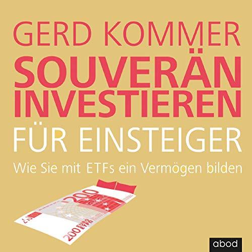 Souverän investieren für Einsteiger Titelbild