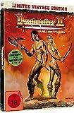Deathstalker 2 - Duell der Titanen - uncut Vintage Edition (+ DVD) - Mediabook, limitiert auf 1.500 Stück, inkl. Booklet, HD neu abgetastet [Alemania] [Blu-ray]