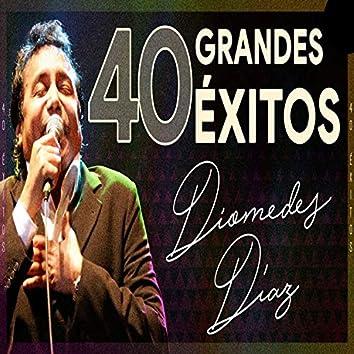 40 Grandes Exitos de Diomedes Díaz