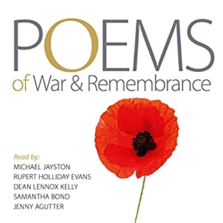 Poems of War and Remembrance copertina