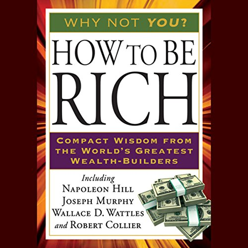 How to Be Rich cover art