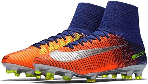 Nike Mercurial Superfly V FG Cleats [DEEP Royal Blue]...
