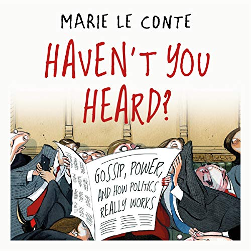 Haven't You Heard? cover art