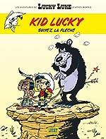 Aventures de Kid Lucky d'après Morris (Les) - Tome 4 - Kid Lucky - tome 4 d'Achdé