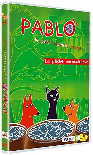 Pablo le petit renard rouge : la pêche miraculeuse [FR Import]