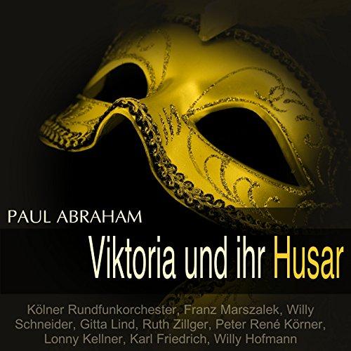 Viktoria und ihr Husar, Act I: Geigensolo