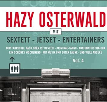 Hazy Osterwald Mit Sextett - Jetset - Entertainers