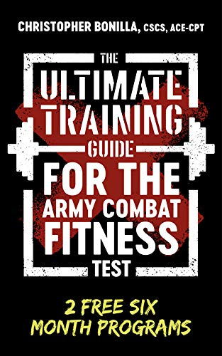 The Ultimate Training Guide for the Army Combat Fitness Test
