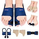 Best Bunion Correctors - Bunion Corrector Bunion Splint (Pairs), Bunion Relief Sleeves Review