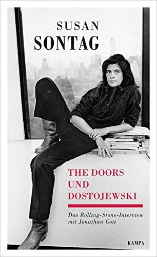 The Doors und Dostojewski: Das Rolling-Stone-Interview mit Jonathan Cott (Kampa Salon / Gespräche)