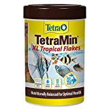 Tetra 16155 Min Large Tropical Flakes For Top/Mid Feeders, 5.65-Ounce