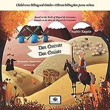 Don Quixote - Don Quijote: Childrens Bilingual Books - Libros bilingües para niños - EN-ES (Spanish Edition)