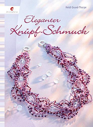 Eleganter Knüpf-Schmuck