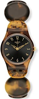 Swatch TESTUDO Watch LC105A For Women (Analog, Dress Watch, Water Resistant)
