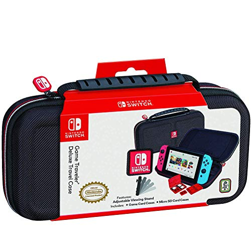 Nintendo Switch - Travel Case NNS40 Black (Tasche & Game-Cases)