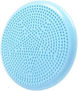 QCRLB Yoga Ball, Yoga mat Soft Thicken Explosion-Proof Balance pad Child Balance pad air Cushion (Color : #2)