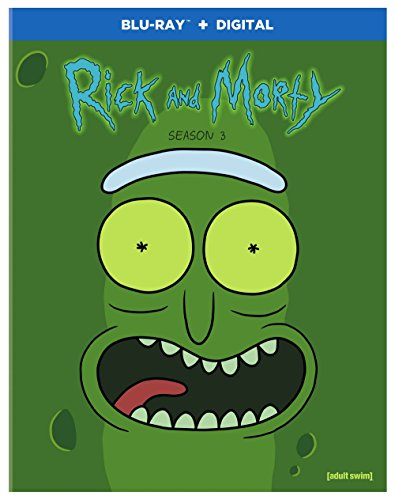 Rick and Morty: Season 3 (Blu-ray + Digital) $6.67 @ Amazon