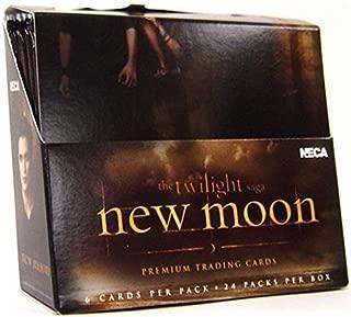 NECA Twilight New Moon Movie Trading Cards Box