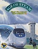 Eagle Games 1263 Age of Steam Time Traveler - Juego de Mesa [Importado de Alemania]