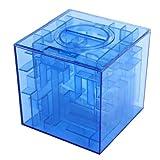 Hucha Laberinto de 3D Dinero Moneda