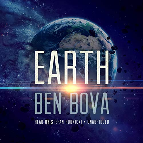 Earth audiobook cover art