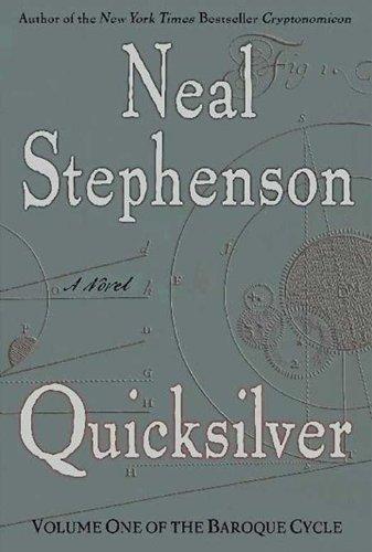 Quicksilver: The Baroque Cycle #1 (English Edition)
