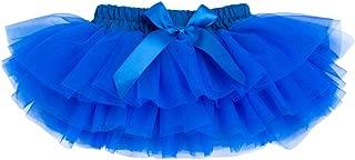 Baby Girls Soft Tutu Skirt Toddler Ruffled Pants Diaper Cover