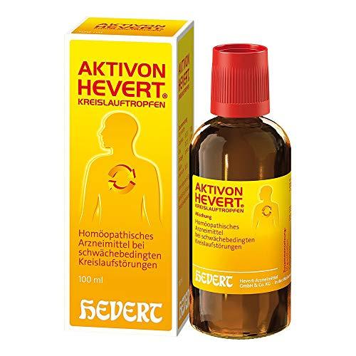 AKTIVON Hevert Kreislauftropfen 100 ml
